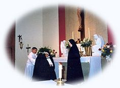 The Cloistered Dominican Nuns of the Perpetual Rosary