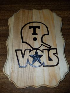 Excited to share the latest addition to my #etsy shop: Wood Burned Tennessee Vols Plaque http://etsy.me/2mWKmqz #housewares #homedecor #tennessee #vols #plaque #sign #gift #football #wood