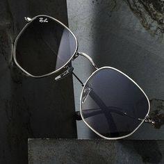 "70f2ea37d Shopping dos Óculos on Instagram: ""O Ray-Ban Hexagonal é um modelo super  estiloso e versátil. Adquira já o seu no Shopping dos Óculos."