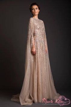 Cheap evening dress, Buy Quality long evening dress directly from China long formal dress Suppliers: Vestidos De Fiesta 2017 Sparkly Krikor Jabotian Long Evening Dresses Robe De Soiree o-neck Beaded chiffon Long Formal Dresses Evening Dresses, Prom Dresses, Formal Dresses, Elegant Dresses, Dresses 2016, Long Dresses, Long Sleeve Evening Gowns, Afternoon Dresses, Flapper Dresses