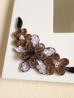 Quilling by Amal Zarour..