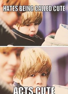 Oh luhan... ^-^ he's an adorable baby anyway :)