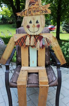 How to build a scarecrow. Different methods to scare birds and varmints from the garden. Noisemakers and reflectors for the garden.