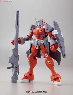 Gundam G-Arcane (HG) (Gundam Model Kits) Item picture8