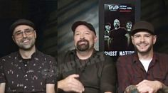 'Ghost Nation' Original 'Ghost Hunters' Trio is Back - Rock Stars of Paranormal Investigating Taps Ghost Hunters, Paranormal Society, Ghost Shows, The Third Man, Fear Of Flying, Opening Credits, Ghost Adventures, Hunter S, Cryptozoology