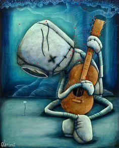 Fabio Napoleoni-playing on my heart strings