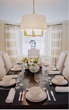 Sadie and Stella dining room-Design du Monde
