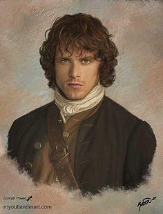 Outlander - Jamie Fraser, Laird of Lallybroch