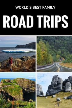 Family Travel Bloggers share their favorite, must do road trips for families.