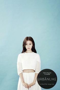 Kim So Eun - Urban Like June 2014