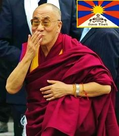 Foto- Dalai Lama