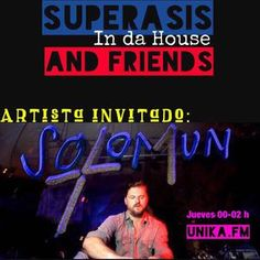 1.-SUPERASIS INDAHOUSE & FRIENDS + SOLOMUN