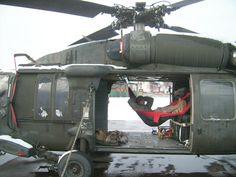 Blackhawk Hammock! Wish I'd had an ENO back in those days :)