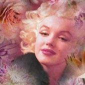 Marilyn Floral Vintage