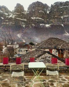 Papigo, Zagorohoria, Epirus region, Greece