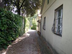 Pathway off Via San Francesco
