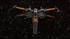 Star Wars VII - The Force Awakens / X-Wing