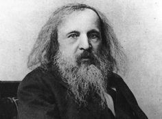 Ντμίτρι Μεντελέγιεφ (1834 – 1907)