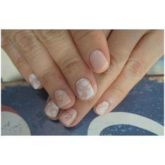 Milky Pink mou mou #gelart #gelnail #nails2inspire #nailstagram #nailsoftheday #pinkynails #nailart #nailartdesign #nailartlover #nailclub #nailpattern #nailsbyhelencawaii #simplenail #ゲルアート  #ネイルアート  #ネイル  #ジェルネイル