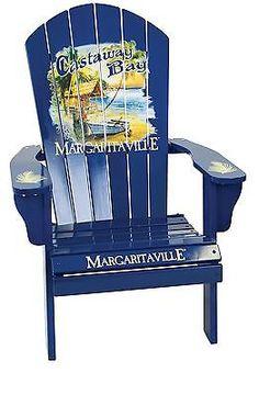 Margaritaville By Rio Brands Adirondack Chair Castaway Bay