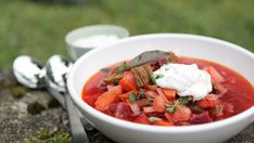 Thing 1, Thai Red Curry, Guacamole, Salsa, Mexican, Fresh, Cooking, Ethnic Recipes, Borscht