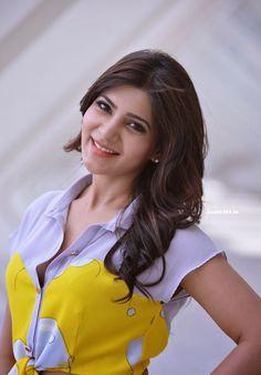 Samantha Ruth Prabhu Closeup Smiley Photos and Movie Pictures (13) at Samantha Ruth Prabhu Cute Smile Stills  #SamanthaRuthPrabhu