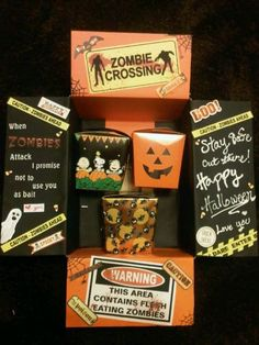 Marine Wife & Co.: Care Packages USMC Deployment Halloween