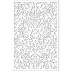 Make A Privacy Screen Acurio Latticeworks In X 4 Ft White Ginger Dove Vinyl Decor Panel At The Home Depot Mobile