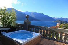Grand Hotel Tremezzo, Lago de Como, itália / 10 hotéis com vistas incríveis