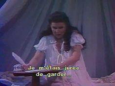 Galina Vishnevskaya - Tatyana's Letter Scene part 1 - YouTube