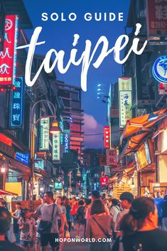 Taipei, Taiwan is a combination of cultural roots and modern beauty. There are so many things to do and places to visit in Taipei. This travel guide will help you plan your Taipei trip. Travel Advice, Travel Guides, Travel Tips, Travel Destinations, Travelling Tips, Budget Travel, Taipei Travel, Asia, Dog Travel