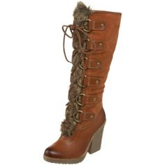 $95.00-$199.00 Lucky Women's Eve Fur Boot,Pecan,5.5 M US -  http://www.amazon.com/dp/B0049MHQSY/?tag=icypnt-20