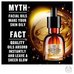 Discover the Power of Oils online at The Body Shop Australia!