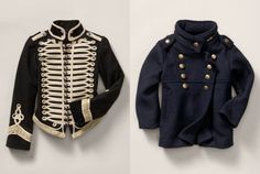 Gap made Steampunk clothing for kids!
