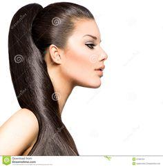 ponytail hair do wedding - Google Search