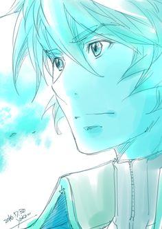 古代くん練習_blue