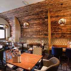The Watch Maker Pub, Prescot by Harrison Ince Architects. One of our nicest pub interiors...