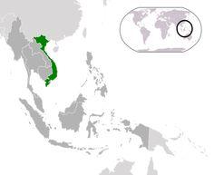 Laos country Information Laos Country, Vietnam Country, South Vietnam, Vietnamese Language, Country Information, Word Map, Vietnam Travel Guide, Business Visa, Vietnam Voyage