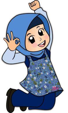 GraphicRiver Muslim Family 10935722 Muslim Pinterest