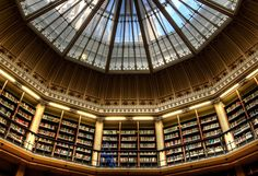Maughan Library, King's College in London