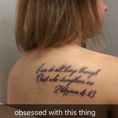 Love my first tattoo!