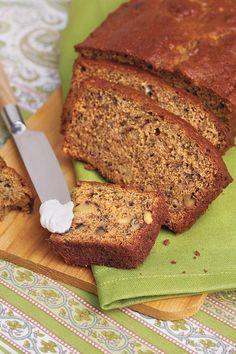 Rise and Shine Breakfast Recipes: Banana-Nut Bread