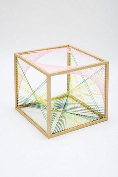 Geometric Sculptures Formed with Mathematical Equations