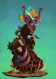 Small search on the topic of shaman. As part of the daily sketches. Female Character Design, Character Design Inspiration, Character Concept, Character Art, Concept Art, Black Comics, Cartoon Monsters, Character Illustration, Fantasy Characters