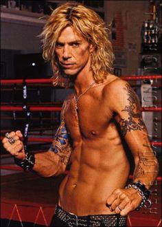 Happy Birthday!! Duff McKagan.. | Cuarto A te dice