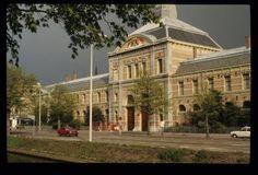 Hogewal 17, Koninklijke Stallen. Jaar: 1987 Via: Haags gemeentearchief.