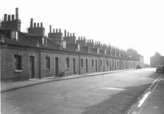 Slippers Place, Southwark Park Road, London