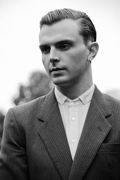 Theo Hutchcraft. Don't know why, but sometimes he looks really attractive to me