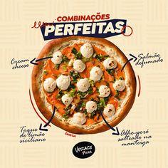Pizza Social Media projects   Behance의 사진, 비디오, 로고, 일러스트레이션 및 브랜딩 Food Graphic Design, Food Poster Design, Pizza Promo, Facebook Content, New York Pizza, Social Media Banner, Vegetable Pizza, Food Art, Adobe Illustrator