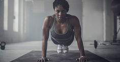 Get fit and in shape fast with this total body workout routine.
